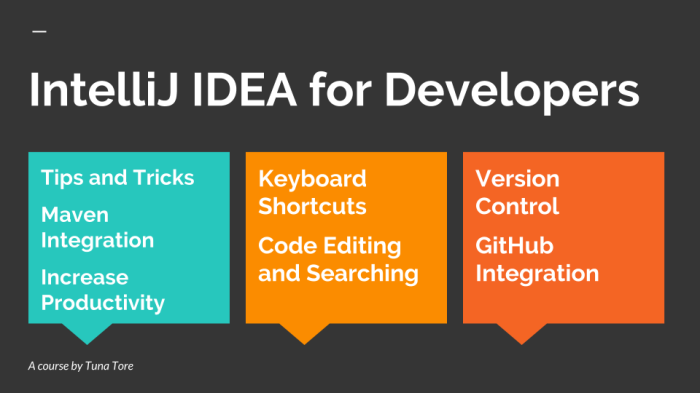 IntelliJ IDEA for Java and Spring Developers – Tuna Töre